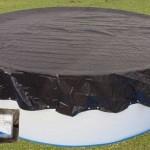 Cubiertas para piscinas desmontables de invierno