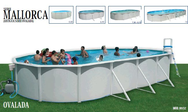 piscina desmontable medidas