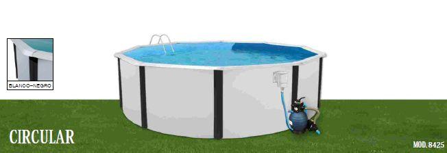 Piscinas desmontables nuevas top piscinas for Piscinas circulares desmontables