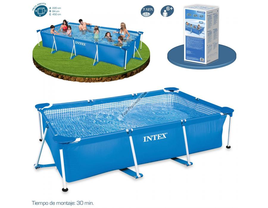 Piscinas intex archivos top piscinas for Piscinas desmontables intex