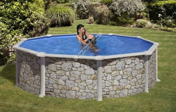 Top piscinas expertos en piscinas desmontables for Piscinas desmontables para enterrar