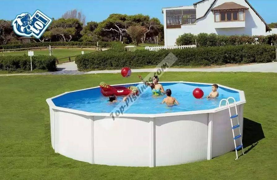 Piscinas desmontables toi serie a medida top piscinas for Piscinas desmontables hechas a medida