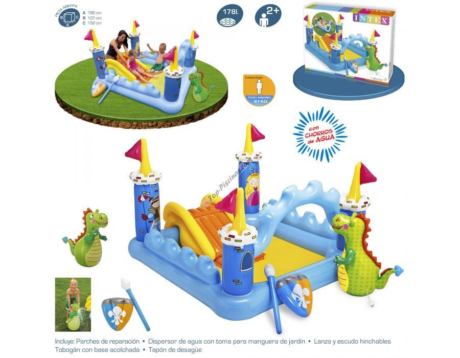 centro-de-juegos-castillo-fantasy-185x152x107-cm-intex-ref-57138
