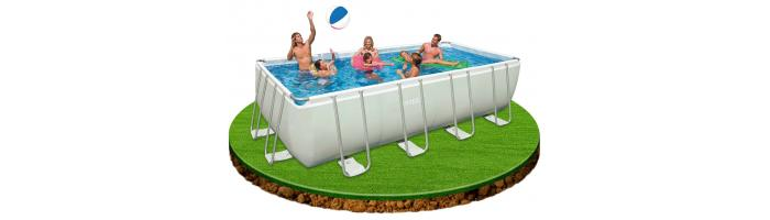 Piscinas Intex Ultra Frame